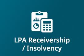 LPA Receivership / Insolvency